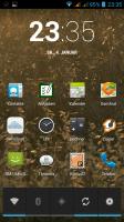 Startbildschirm meines Fairphones
