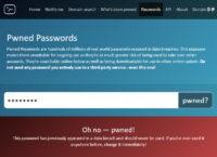 Pwned Password Found